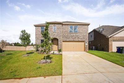 Forney Single Family Home For Sale: 9015 Switchgrass Lane