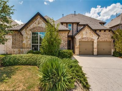 Frisco Single Family Home For Sale: 8229 Lewis Canyon Dr