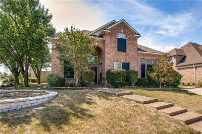 Plano Single Family Home Active Option Contract: 700 Sunkist Lane