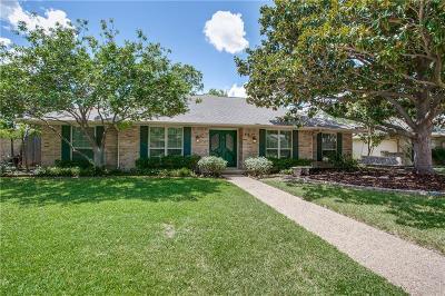 Richardson Single Family Home For Sale: 414 Birch Lane