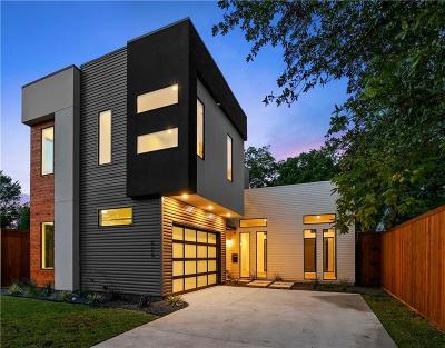 Dallas Single Family Home For Sale: 424 Cameron Avenue