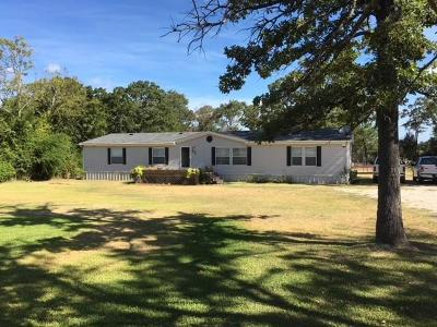 Fairfield Single Family Home For Sale: 103 County Road 1270