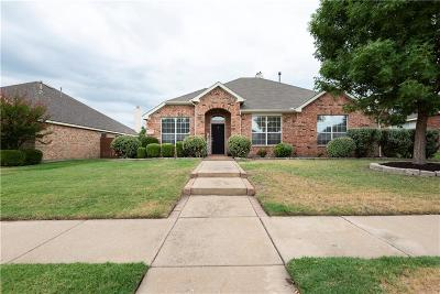 Allen Single Family Home For Sale: 1421 Winterwood Drive
