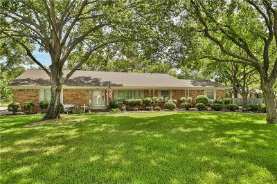Granbury Single Family Home For Sale: 6107 Belvidere Circle