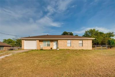 Springtown Single Family Home For Sale: 413 Berryhill Drive