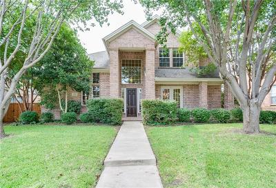 Garland Single Family Home For Sale: 530 Green Apple Drive