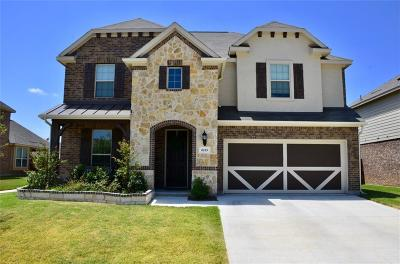 Denton Single Family Home For Sale: 6113 Roaring Creek