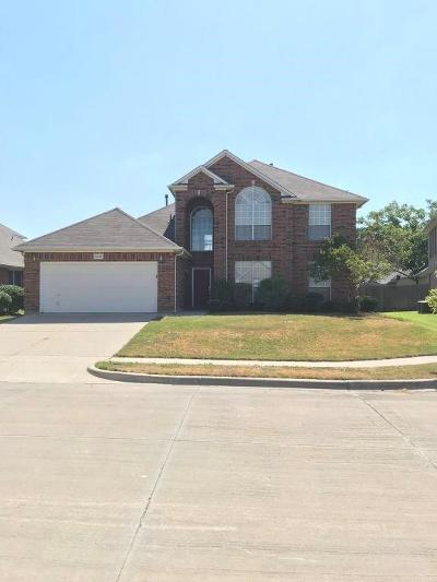 Single Family Home For Sale: 8616 Shadow Trace Drive