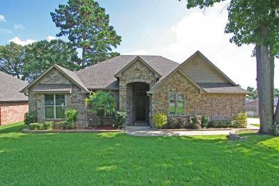 Tyler Single Family Home For Sale: 3119 Arbor Oak Drive