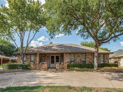 Irving Single Family Home For Sale: 625 Bellah Drive