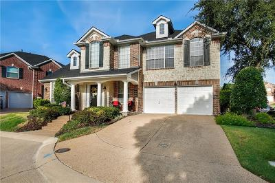 Mckinney Single Family Home Active Option Contract: 5009 Enclave Court