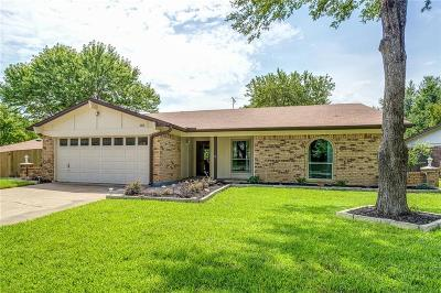 Bedford Single Family Home Active Option Contract: 3216 Mossy Oak Lane