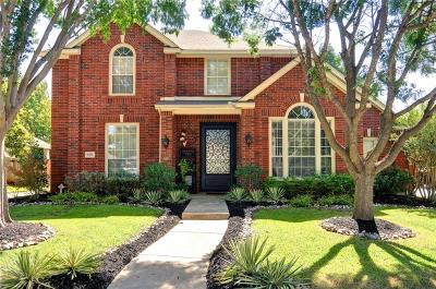 North Richland Hills Single Family Home For Sale: 8432 Parkdale Drive