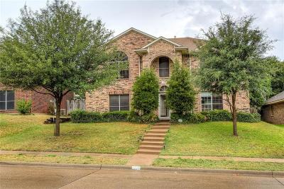 Mesquite Single Family Home For Sale: 2409 Boardwalk Drive