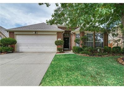 McKinney Single Family Home Active Option Contract: 5804 Berkshire Road