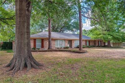 Terrell Single Family Home For Sale: 102 Brookhollow Drive