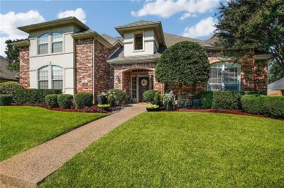 Coppell Single Family Home For Sale: 111 Manchester Lane