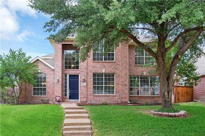 Plano Single Family Home For Sale: 3825 Elgin Drive