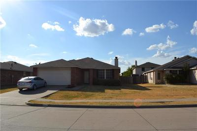 Burleson Single Family Home For Sale: 1412 Krista Drive