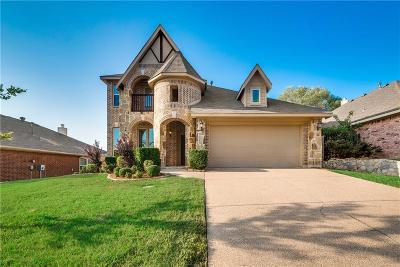 Fort Worth Single Family Home For Sale: 5304 Post Ridge Drive