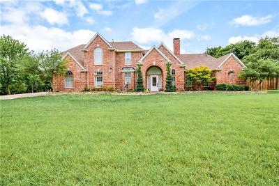 Rowlett Single Family Home Active Contingent: 5414 Miller Heights Drive