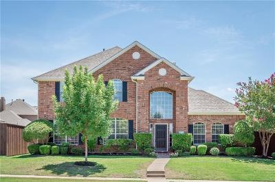 Plano Single Family Home Active Option Contract: 2712 Oakland Hills Drive