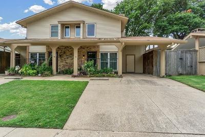 Garland Townhouse For Sale: 723 Valiant Circle