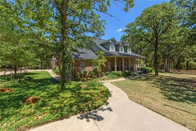 Argyle Single Family Home For Sale: 220 Forest Trail