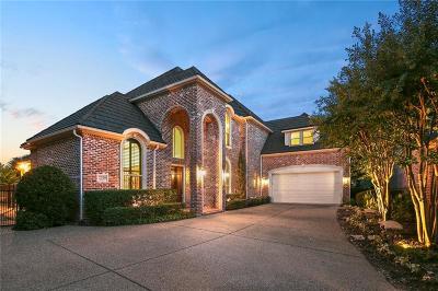 Frisco Single Family Home For Sale: 2320 Briar Court