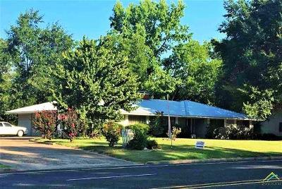 Quitman Single Family Home For Sale: 726 S Main Street