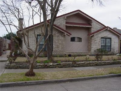 Richardson Single Family Home For Sale: 424 Tall Oaks Lane