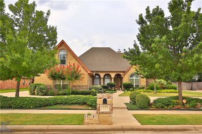 Abilene Single Family Home For Sale: 2333 Innisbrook Drive