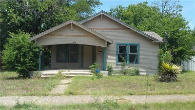 Dallas County Half Duplex For Sale: 612 Avenue G