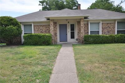 Mesquite Single Family Home For Sale: 2436 Trenton Drive