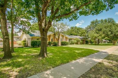 Richardson Single Family Home For Sale: 414 Canyon Ridge Drive