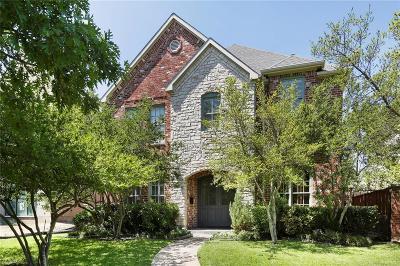 Highland Park, University Park Single Family Home Active Option Contract: 3112 Drexel Drive
