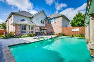 Collin County Single Family Home For Sale: 3809 Lakedale Drive