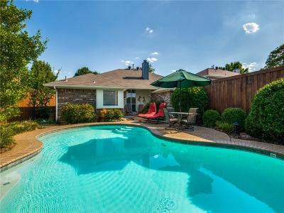 Allen Single Family Home For Sale: 1011 Michelson Lane