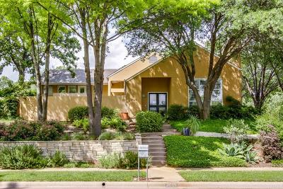 Grapevine Single Family Home For Sale: 3046 Creekview Drive