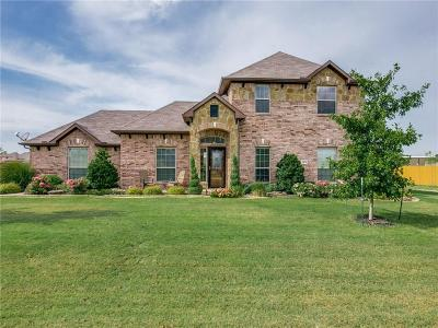 Waxahachie Single Family Home Active Option Contract: 129 Devonshire Drive