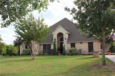 Azle Single Family Home For Sale: 112 Waterfall Court