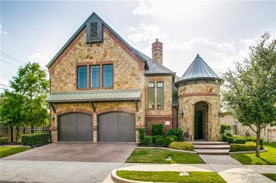 Colleyville Single Family Home Active Contingent: 5004 Copperglen Circle