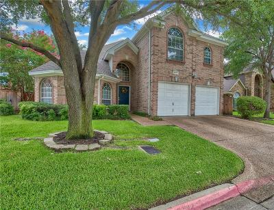 Addison Single Family Home Active Contingent: 14597 Longfellow Court
