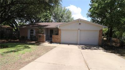 Fort Worth Single Family Home For Sale: 6013 Peggy Drive