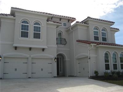 Frisco Single Family Home For Sale: 7022 Anastasia Lane