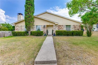 Carrollton Single Family Home For Sale: 1026 Bellflower Drive