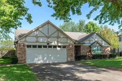 Grapevine Single Family Home For Sale: 950 Hummingbird Trail