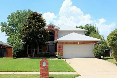 Lewisville Single Family Home For Sale: 2074 Rushmore Court