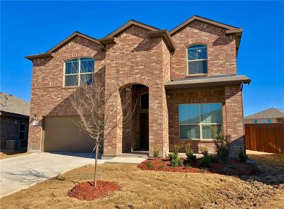 Fort Worth Single Family Home For Sale: 1268 Metaline Trail