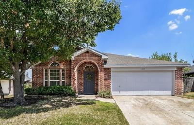 Mckinney Single Family Home For Sale: 206 Bridlegate Drive